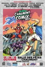 Chaumont Comix 2017, une édition dédiée aux comics et aux super-héros