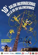 10ème édition du Salon International de la BD à Valenciennes