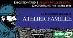 Exposition Tardi à l'Abbaye Royale de l'Épau