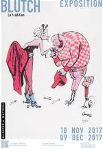Blutch en expo à la Galerie Barbier & Mathon pour Variations