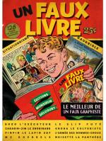 Exposition + vernissage Un Faux Graphiste pour Un Faux Livre au Brüsel
