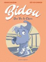 Bidou, le petit chien bleu et vagabond a traversé l'océan avec un joli goût de Brésil