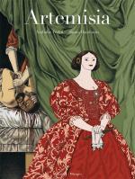 Artémisia, vie et oeuvre d'une femme peintre au XVII siècle, rencontre avec Nathalie Ferlut et Tamia Baudouin