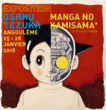 Japonisme 2018, le manga à l'honneur à Angoulême en 2018, #3 Expo Osamu Tezuka