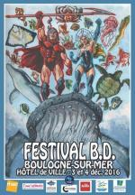 Festi'BD à Boulogne-sur-mer