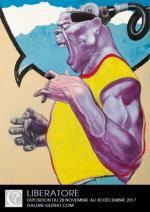 Liberator, le monde de Ranx en expo à la Galerie Glénat