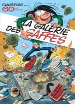 Gaston Lagaffe amuse la galerie depuis 60 ans et, avec autant d'hommages, la galerie le lui rend bien