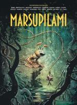 À leurs risques et périls, dix bandes d'auteurs se sont aventurées en Palombie pour réveiller le Marsupilami dans des hommages tout en rebonds