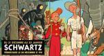 Exposition Schwartz « Spirou et Fantasio » à la galerie Maghen