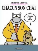 Dans ma hotte de Noël, il y a…  Episode 2 : Un précis de philosophie  Le chat 21 – Chacun son chat