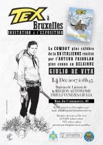 La BD italienne s'invite en décembre à Bruxelles avec Giulio De Vita
