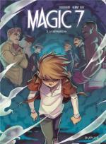 Kid Toussaint : du tonnerre de dieu et de feu, de Nola à Londres en passant par le monde des Magic 7  #1