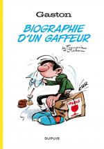 Biographie d'un Gaffeur, une réédition qui compile soigneusement tout l'humour de la BD franco-belge