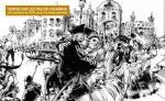 Venise sur les pas de Casanova, une exposition de la peinture du XVIIIe siècle à la bande dessinée