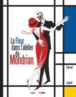 Mondrian,  une évocation subtile de l'art abstrait par Lapone et Peyraud