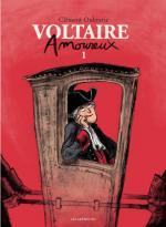 Clément Oubrerie s'approprie Voltaire… amoureux : « C'était un personnage plein de couches, il fallait que je trouve son chemin »