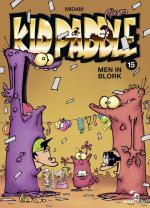 Kid Paddle # 15 : pas au bout de son trip geek, Midam est toujours le roi du game