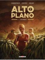 Dans ma hotte de Noël, il y a…  Episode 8 : La nouvelle série d'un scénariste prolifique  Alto Plano 1 – Colombie