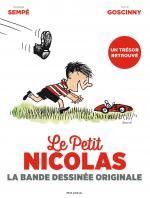 Dans ma hotte de Noël, il y a…  Episode 11 : Une madeleine de Proust  Le petit Nicolas, la bande dessinée originale