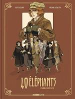 Au pied du sapin, j'ai trouvé…  Episode 2 : Une série chorale  40 éléphants 1 – Florrie, doigts de fée