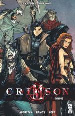 Omnibus, une intégrale de Crimson à tirage unique chez Glénat Comics