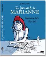 Le journal de Marianne, un album sur la République par Baptiste Chouët chez Marabout