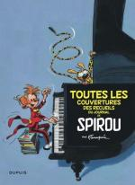 Toutes les couvertures des recueils du journal Spirou par Franquin
