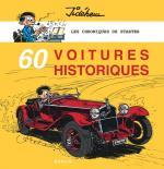 Amateurs de BD et d'automobile : même combat avec :  Les chroniques de Starter 5 – 60 voitures historiques