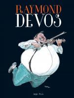 Raymond Devos et ses plus grands sketches adapté en BD  chez Jungle éditions