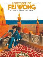 L'Odyssée de Fei Wong, Un voyage initiatique sur la route de la soie