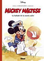 Quand une souris rend hommage à un marin d'eau pas douce.  Mickey Maltese : La ballade de la souris salée