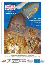 3e édition de Bulles en tête à Charleroi
