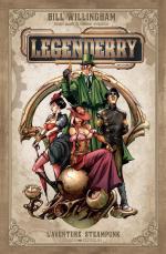 Le Frelon Vert, Zorro, Vampirella et bien d'autres dans une ligue des gens steampunk extraordinaires qui nous fait retomber en enfance