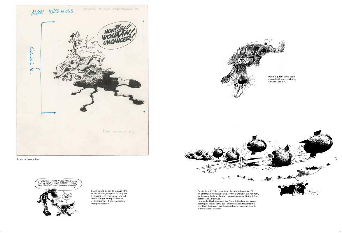"""Résultat de recherche d'images pour """"idées noires Franquin sabre  image"""""""